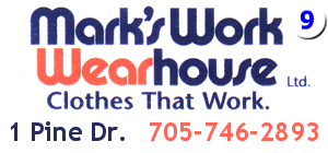 Mark's Work Wearhouse
