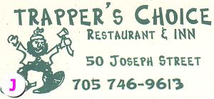 Trapper's Choice Restaurant