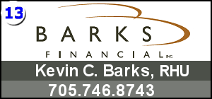 Bark's Financials - Kevin C. Barks