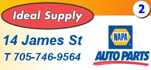 NAPA Auto Parts - Ideal Supply