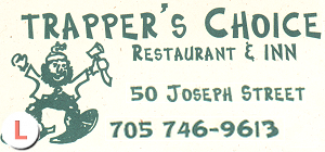 Trapper's Choice Restaurant